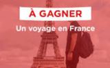 Gagnez un voyage en France
