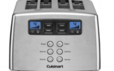 Grille-pain 4 tranches Cuisinart