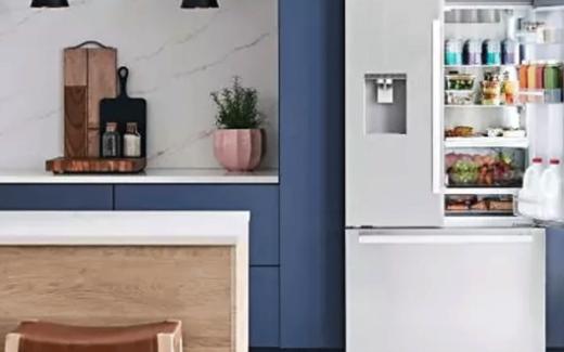 Un réfrigérateur autonome de la série 500 de 5099 $