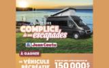 Un véhicule récréatif d'une valeur approximative de 150 000$