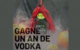 Une année de vodka gratuite (2500$)