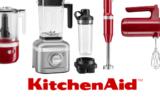 Sept petits électroménagers KitchenAid
