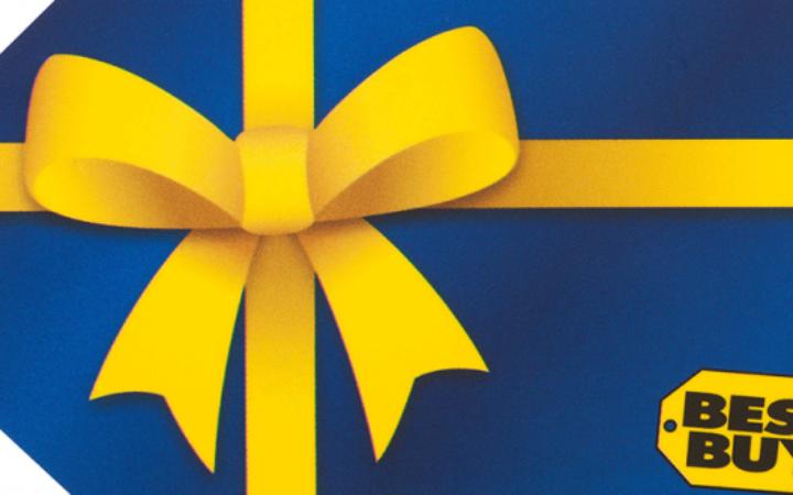 10 cartes-cadeaux Best Buy de 1000$ chacune