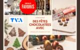 5 paniers-cadeaux Chocolats Favoris