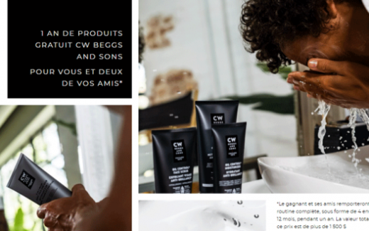 Un an de produits CW Beggs and Sons