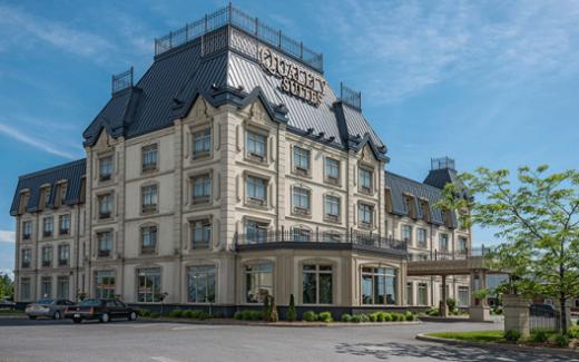 Un forfait à l'hôtel Quality Suites Drummondville