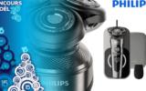 Un rasoir électrique S9000 de Philips