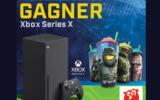 Une Xbox Series X