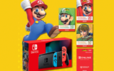 Une console Nintendo Switch de 500$