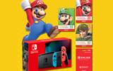 Une console Nintendo Switch de 500$