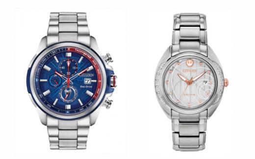 2 montres de Citizen