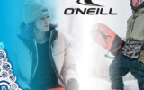 4 cartes-cadeaux de 50$ chez O'Neill