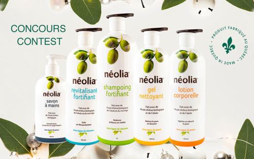 Gagnez la gamme complète Neolia