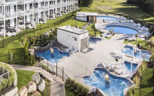 Séjour pour 2 personnes à Estérel Resort