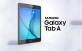 Une tablette Samsung Galaxy Tab A