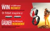 5000 bracelets d'activité Fitbit