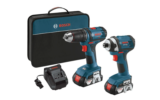 Un ensemble d'outils Bosch