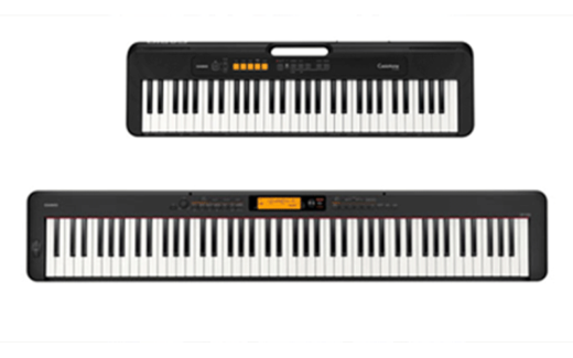 Un piano numérique CDP-S350 de Casio