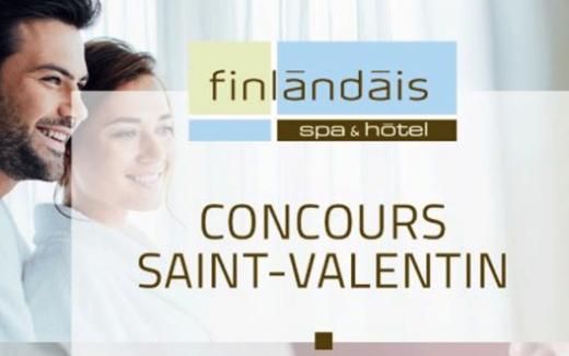 Forfait Saint-Valentin au Spa & Hôtel Le Finlandais