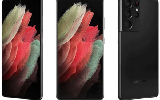 Un Samsung Galaxy S21 Ultra 5G