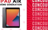 Un iPad Air de 8e génération