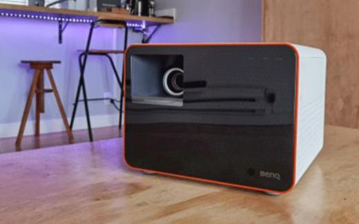 Un projecteur de jeu X1300i de BenQ