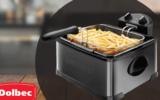 Une friteuse + un sac de patates Dolbec