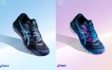 Une paire de chaussures de course