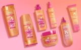 10 gammes complètes de soins capillaires L'Oréal