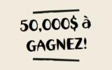 11 prix de 50 000 $