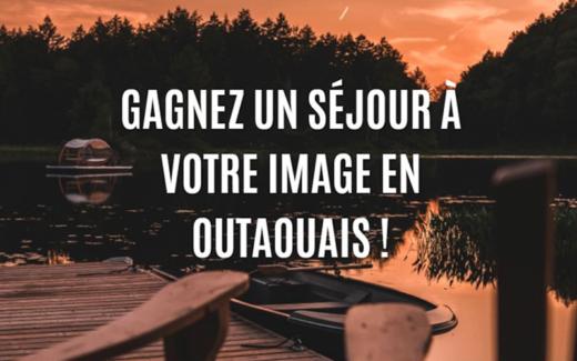 2 séjours à votre image en Outaouais