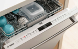 3 lave vaisselles 24po de Bosch