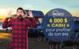 Gagnez 6 000 $ CASH