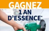 UN AN d'essence chez Shell Ou 5000 $ en argent