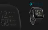 Une montre intelligente Fitbit Versa 2