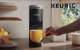 Une machine à café Keurig K Mini