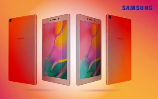 Une tablette Samsung Galaxy Tab A8