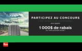3 chèques-cadeaux Nokian Tyres de 1000 $