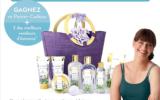 6 paniers-cadeaux de produits Amoena