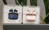 Des écouteurs 100% sans fil de Happy Plugs