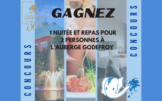 Un forfait à Auberge Godefroy
