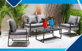 Gagnez un mobilier de patio