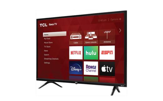 Une TV intelligente HD TCL