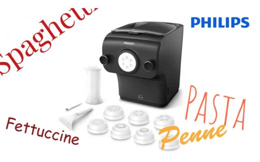 Une machine à pâtes intelligente Philips avec balance intégrée