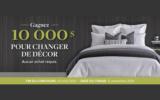 10 000 $ avec Linen Chest pour changer de décor