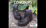 2 paires de bottes pour femme Acton Prolady