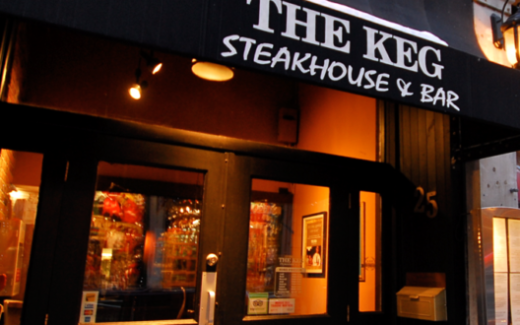 Carte cadeau The Keg Steakhouse & Bar de 50$