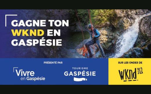 Un WKND inoubliable dans les sommets de la Gaspésie