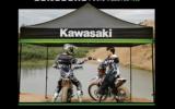 un chapiteau Kawasaki