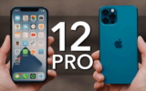 Un iPhone 12 Pro – Ordinateur Macbook Pro – AirPods Pro